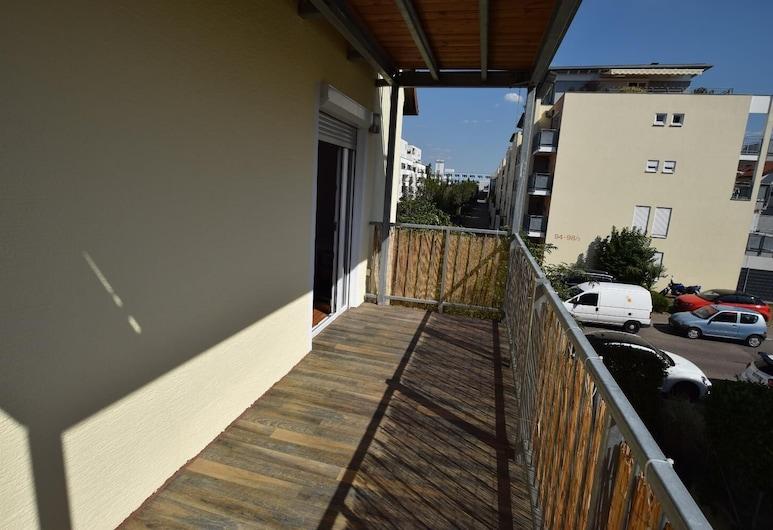 AB Apartment 107 - In Fellbach, Fellbach, Balcony