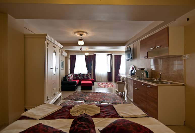 Safran Suites Apart, Istanbul, Family Suite, Room