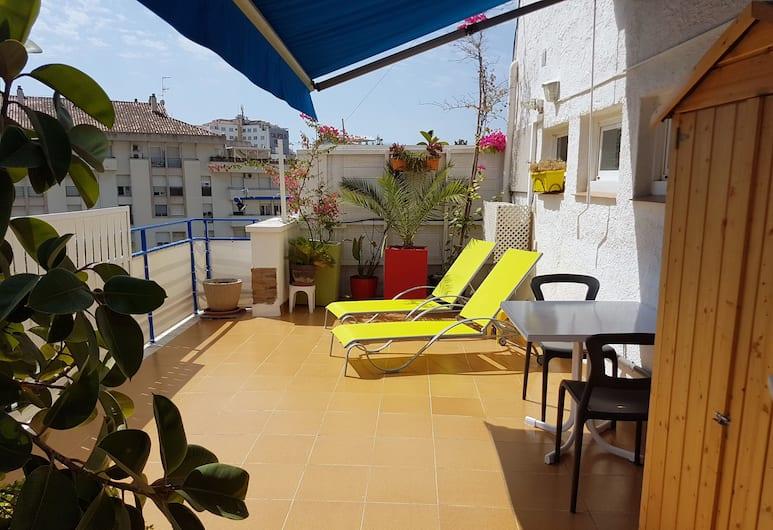 Hotel Alexandra, Sitges, Apartment, 1 Bedroom, Terrace, Terrace/Patio