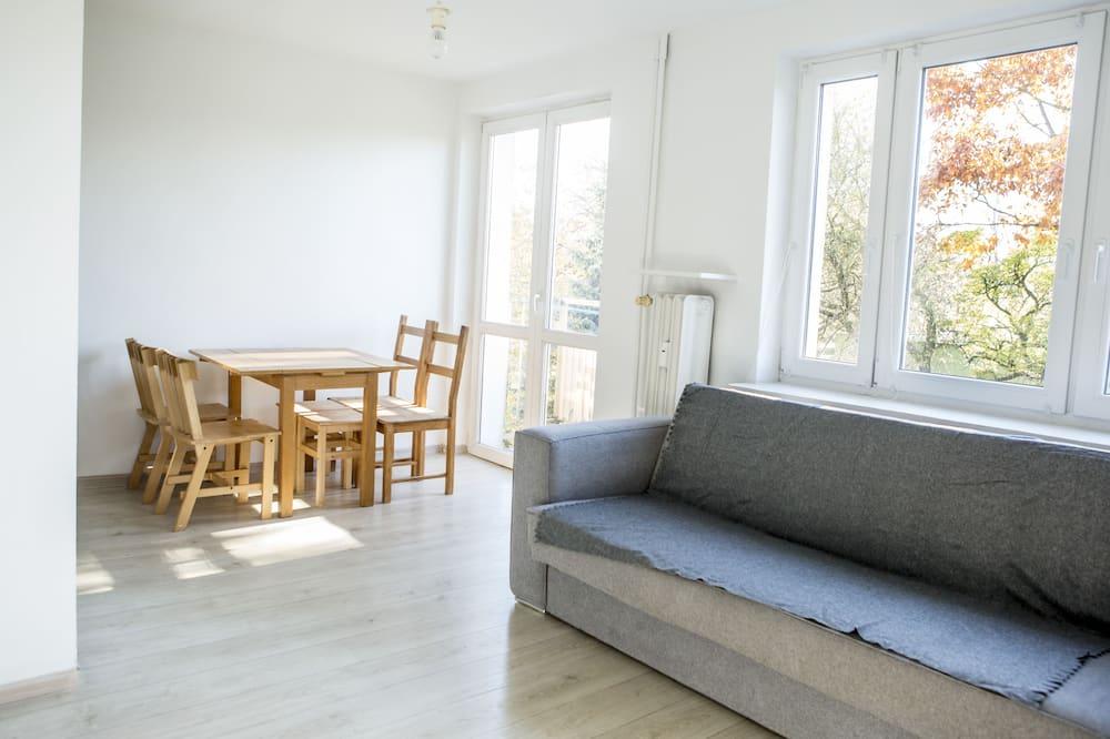 舒適公寓, 多張床, 非吸煙房 - 客廳