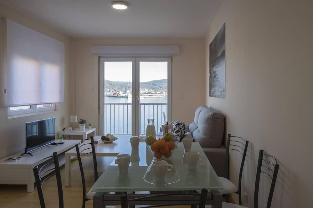 Standard Διαμέρισμα, 2 Υπνοδωμάτια, Θέα στη Θάλασσα - Καθιστικό
