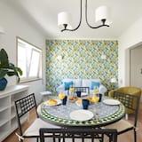 Apartmán, 1 veľké dvojlôžko - Obývacie priestory