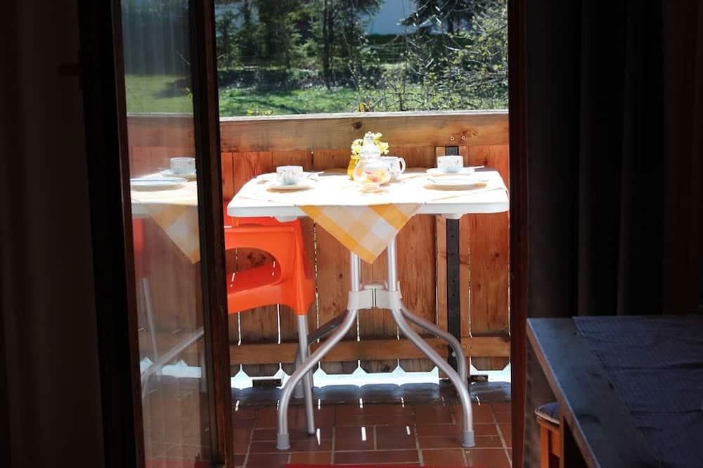 Dvokrevetna soba (Kuckuck) - Balkon