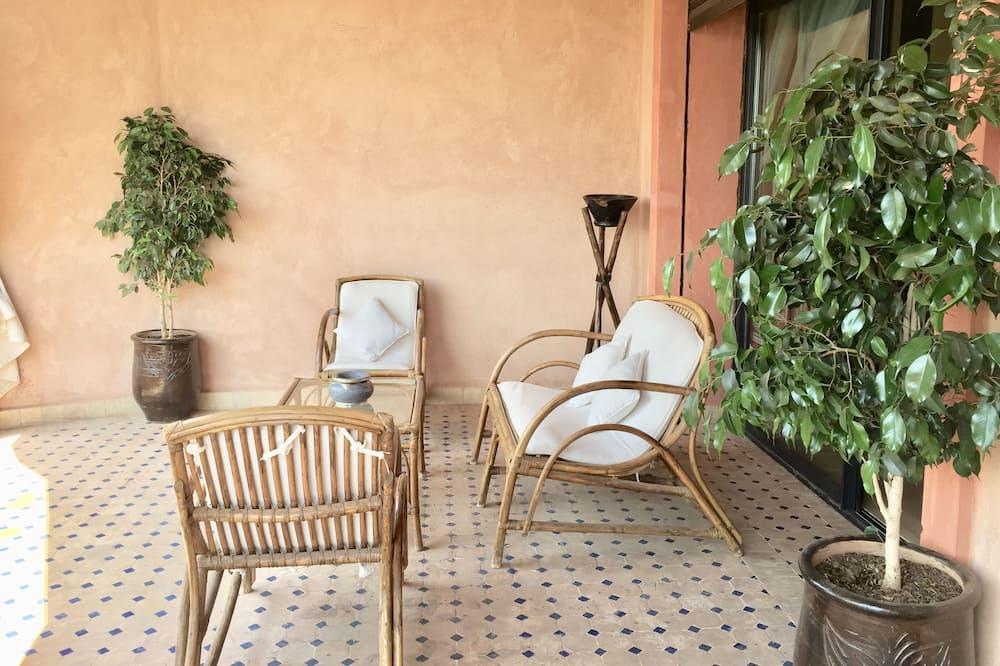 Deluxe Διαμέρισμα, 2 Υπνοδωμάτια, Μη Καπνιστών - Μπαλκόνι