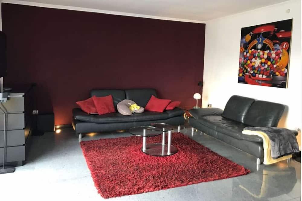 Familie huis, 4 slaapkamers (Stadtoase (incl. cleaning fee)) - Woonkamer