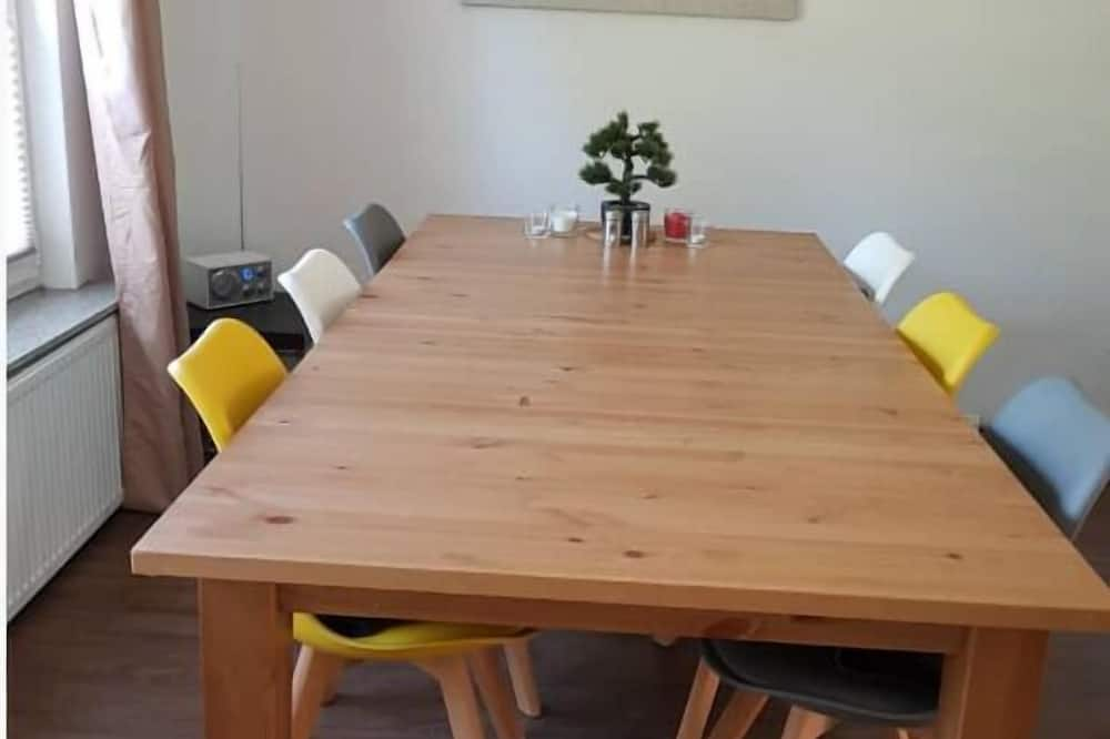 Family House, 4 Bedrooms (Strandoase (incl. cleaning fee)) - In-Room Dining