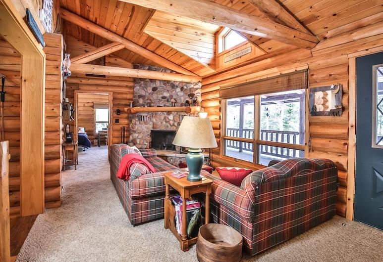 Musky Bay - 3 Br Home, Eagle River, Maison, 4 chambres, Salle de séjour