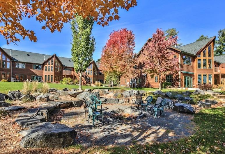 Copperwood #17 - 3 Br Condo, Eagle River, Soukromý byt, 4 ložnice, Areál