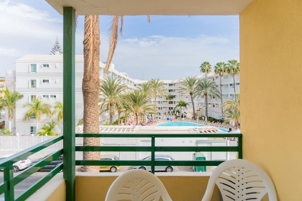 Apartman, 2 spavaće sobe, za nepušače - Balkon