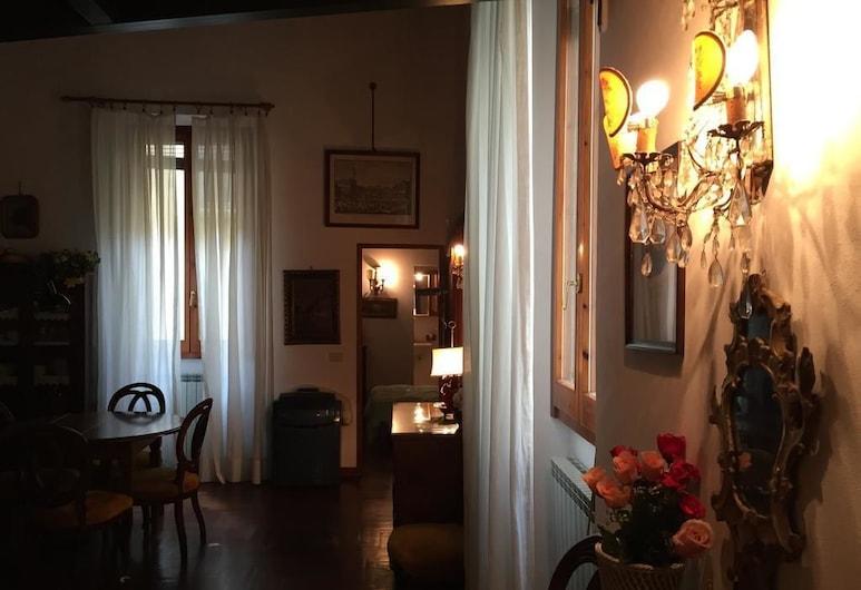 Ghibellina 65 At Medici, Florence, Appartement Ville, 2 chambres, non-fumeurs, Coin séjour