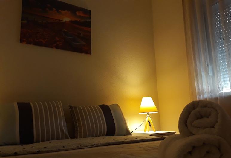 Vila & Apartments MATEA, Gevgelija, Familielejlighed - stueetage (1), Haveudsigt