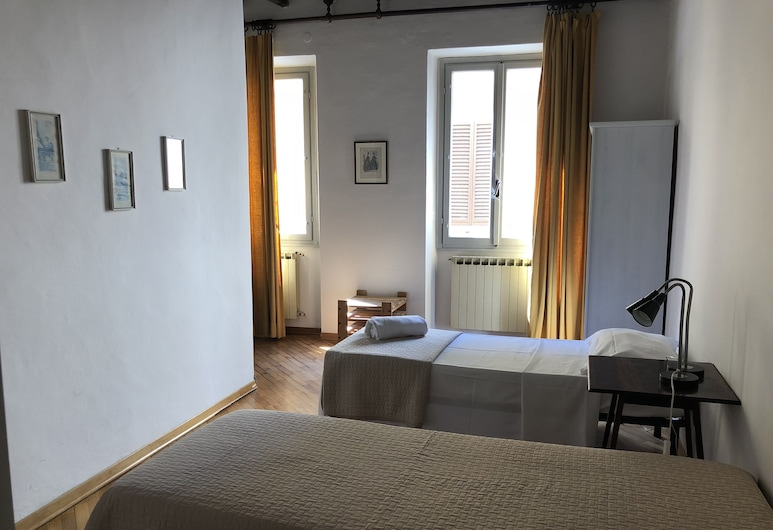 Macci Number Eight - Near Basilica of Santa Croce, Florencija, Apartamentai mieste, Kelios lovos, Nerūkantiesiems, Kambarys