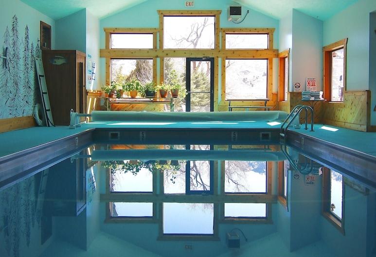 黃石鄉村套房飯店, 加登納爾, 室內游泳池