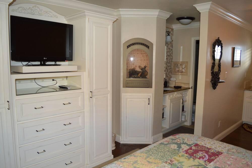 豪華單人房, 1 張特大雙人床, 非吸煙房 - 客房