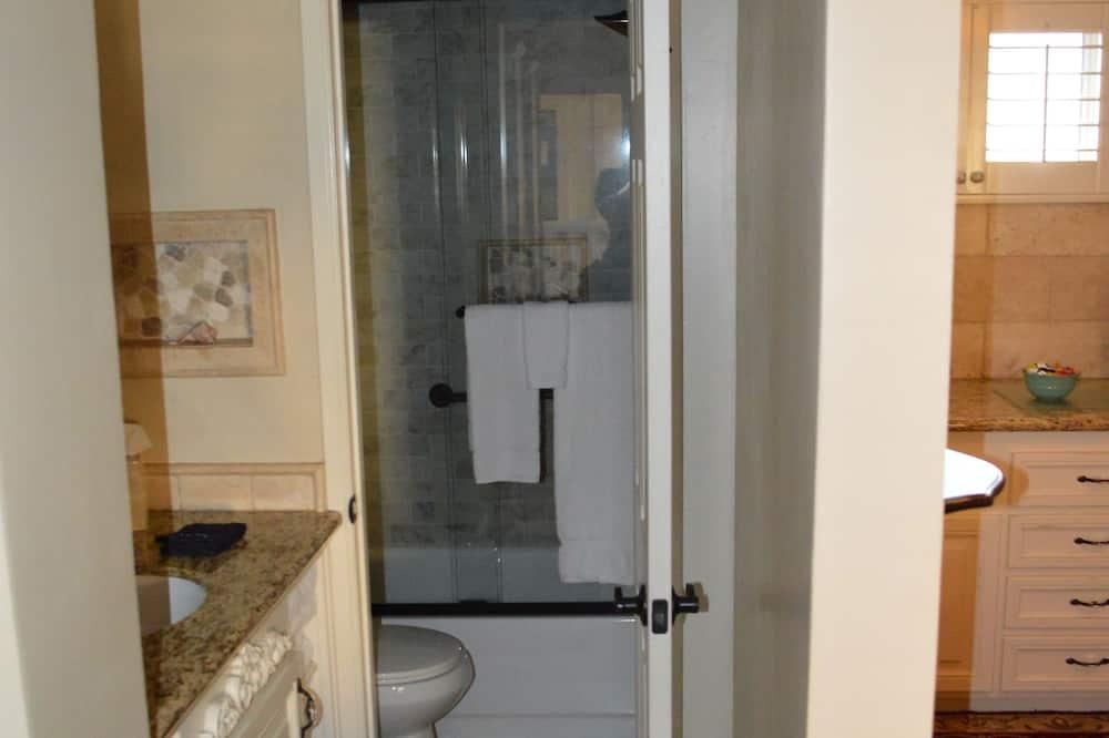 豪華單人房, 1 張特大雙人床, 非吸煙房 - 浴室