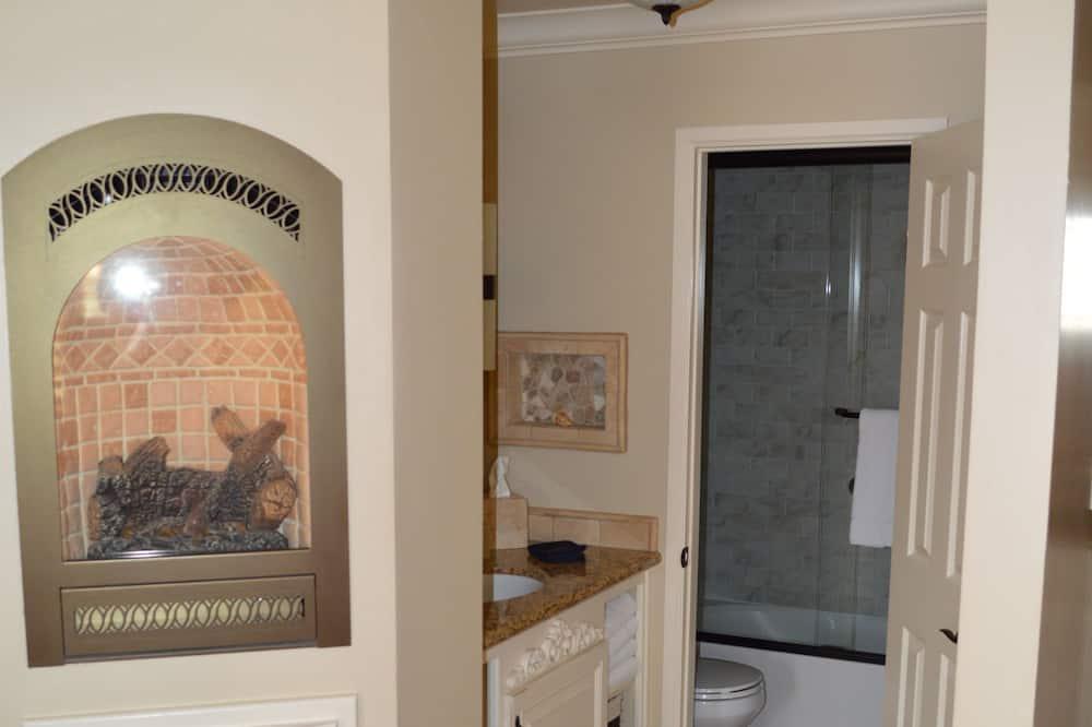 豪華雙人房, 2 張標準雙人床, 非吸煙房 - 浴室