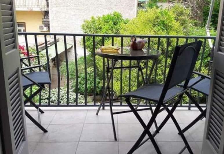 Marion-Athenian Style Apartment, Atėnai, Apartamentai, 3 miegamieji, Balkonas