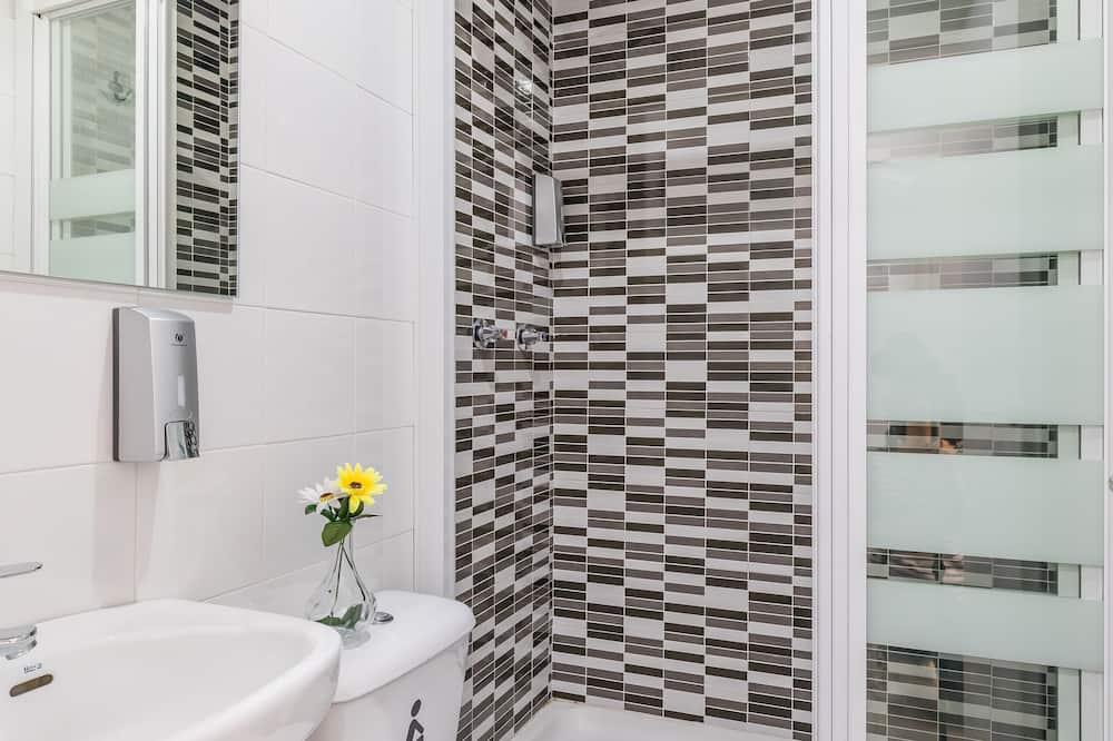 Doppia Comfort, bagno condiviso - Bagno
