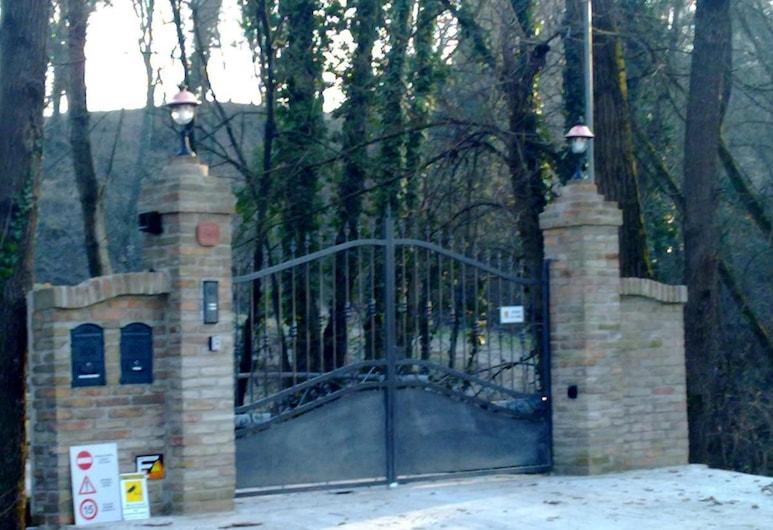 波絲科民宿, 勒佐內艾米利亞, 酒店入口