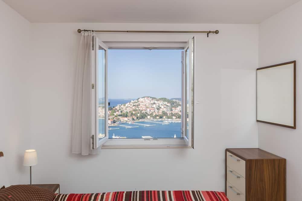 Apartament, widok na morze - Widok zpokoju