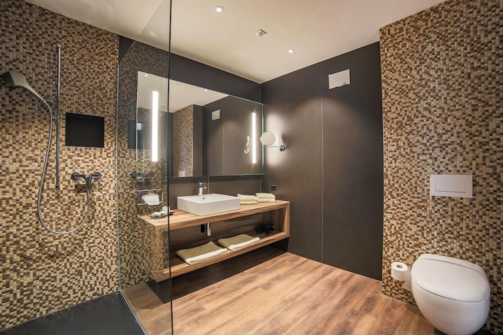 Tankstelle - Casa de banho