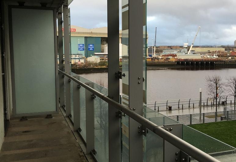 Glasgow Harbour Apartment, Glasgow