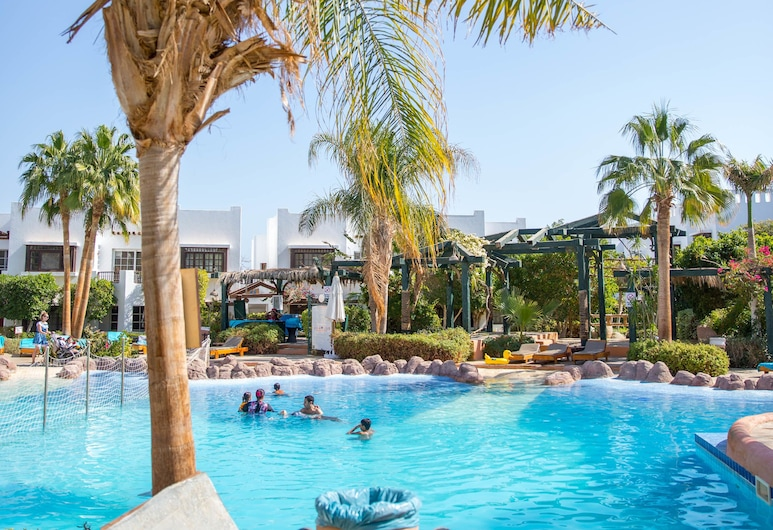 One Bedroom Apart Deep Purple by Pool, Sharm El Sheikh, Outdoor Pool