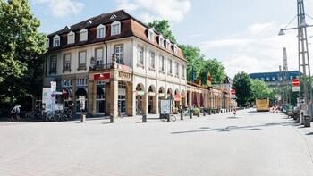 15 Closest Hotels To Karlsruher Messe Und Kongress Gmbh In