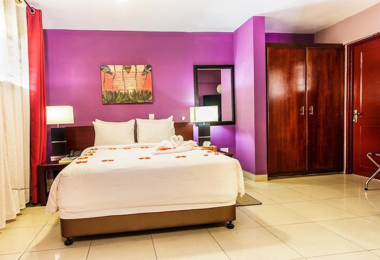 City Escape Hotel Airport, Akra, Pokój dwuosobowy typu Deluxe, Pokój