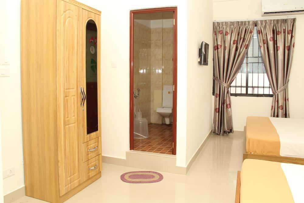 Izba typu Deluxe, 1 dvojlôžko, bezbariérová izba, výhľad na mesto - Hosťovská izba