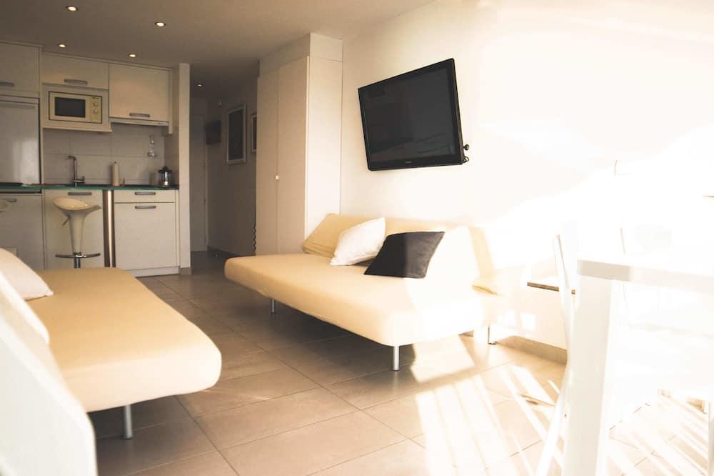 Family Studio, 1 Bedroom - Living Area