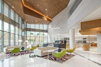 Foto Radisson Blu Hotel & Residence, Riyadh Diplomatic Quarter di Riyadh