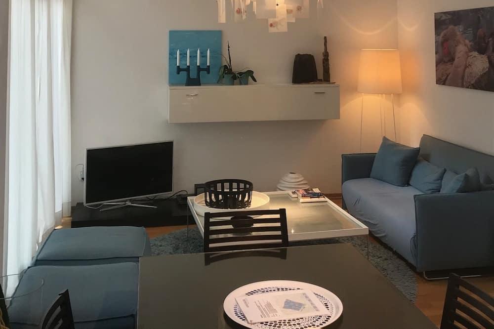 Deluxe Διαμέρισμα (Damai) - Περιοχή καθιστικού