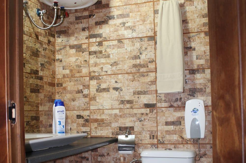 Single Room (3) - Bathroom