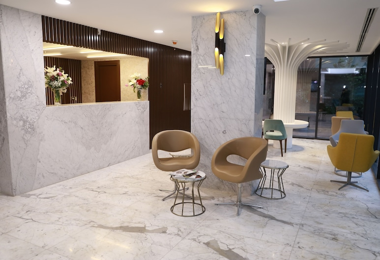 Milord Hotel, İstanbul, Resepsiyon