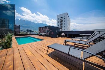 在圣佩德罗加尔萨加西亚的真实蒙特雷酒店照片