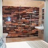 Tek Büyük Yataklı Oda, Engellilere Uygun (De Leon) - Banyo