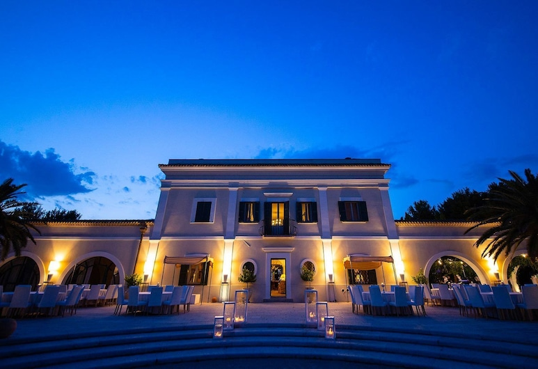 Casa Freda, Φότζια, Πρόσοψη ξενοδοχείου - βράδυ/νύχτα