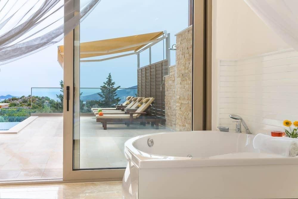 Biệt thự, 1 phòng ngủ, Hồ bơi riêng - Khu phòng khách