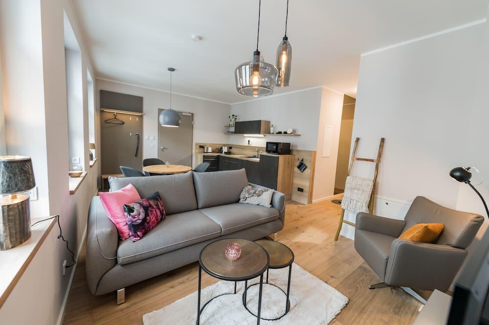Suite (Side Suite 2) - Sala de estar