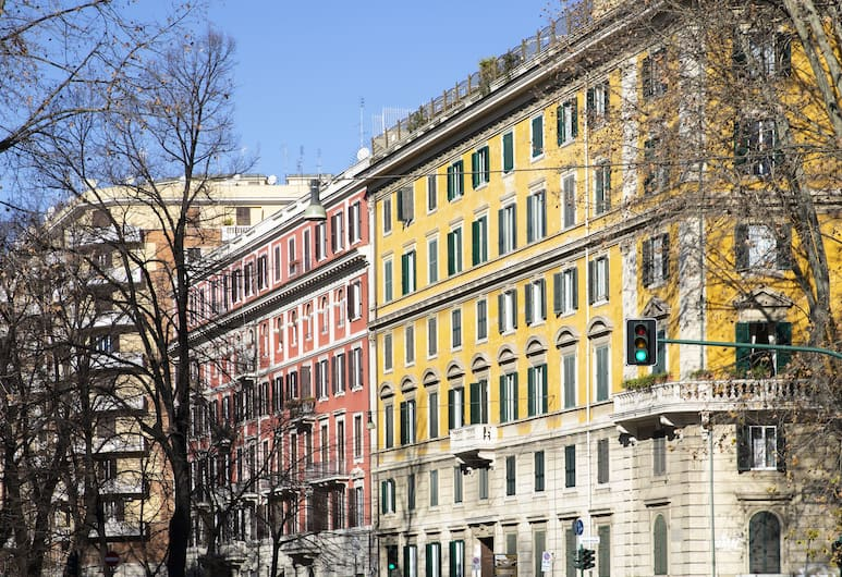 Sonder - Prati Apartment, Rome, Deluxe Suite, 2 Bedrooms, Front of property