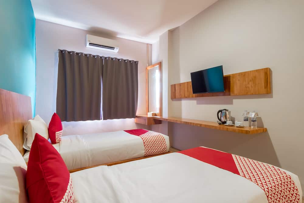 デラックス ツインルーム シングルベッド 2 台 禁煙 - 客室
