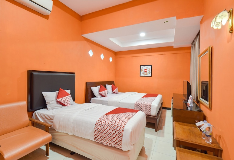 Hotel Sekar Ayu, Yogyakarta, Suite Supérieure, Chambre