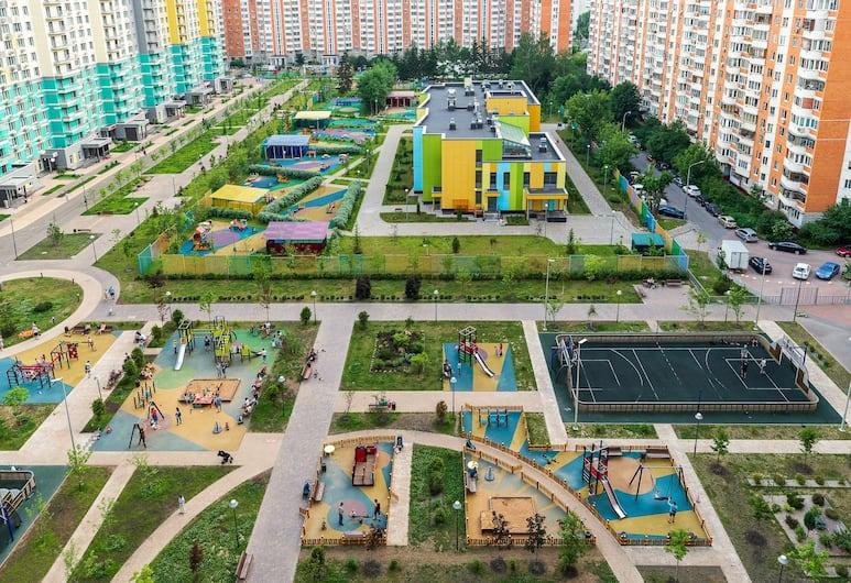 Apartment 477 on Mitinskaya 28 bldg 3, Moskwa, Z zewnątrz