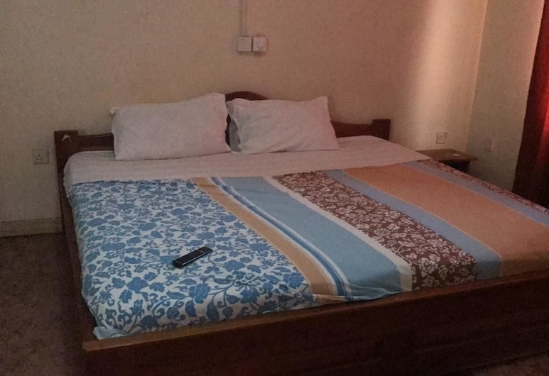 Maurice Hotel , Accra, Standard Double Room, Non Smoking, Guest Room