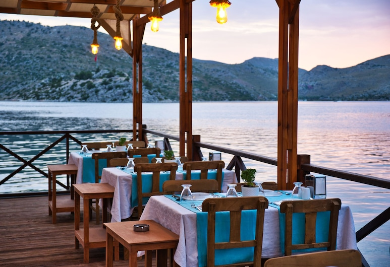 Defne Lorina Hotel, Marmaris, Restaurant