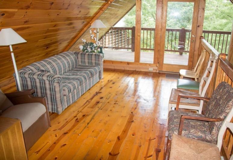 13 Serenity - 6 Br Cabin, Gatlinburg, Chatka, 6 spální, Obývačka