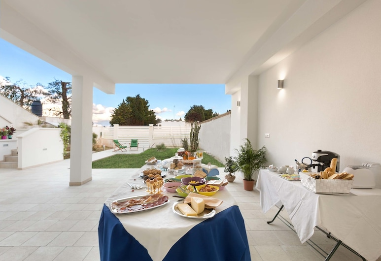 B&B Dreams and Delights, Porto Cesareo, Terrasse/Patio