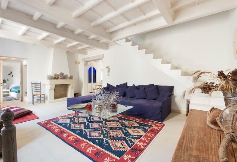 Porta d'Oriente, Otranto, Comfort Apartment, 3 Bedrooms (1277-3 Bedrooms Apartment), Living Area