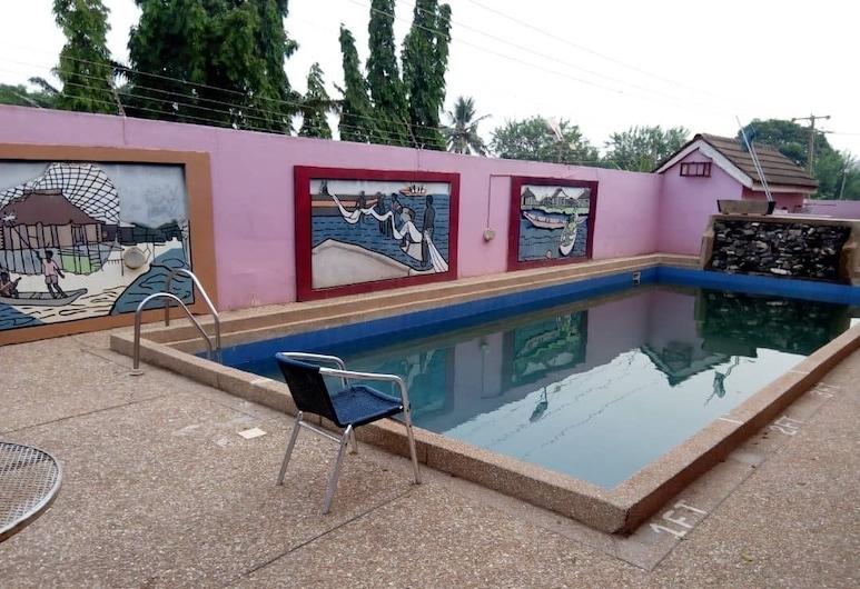 Tadomah Hotel, Accra, Outdoor Pool